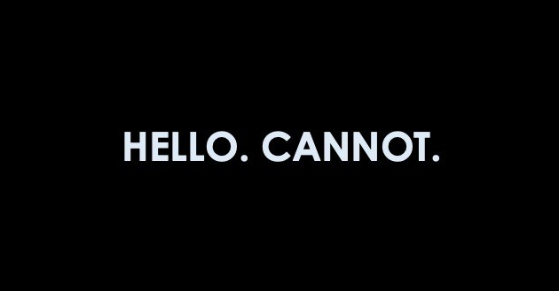 My Top 5 #HelloCannot in Aesthetic Treatment
